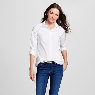 Collared Shirt Womens