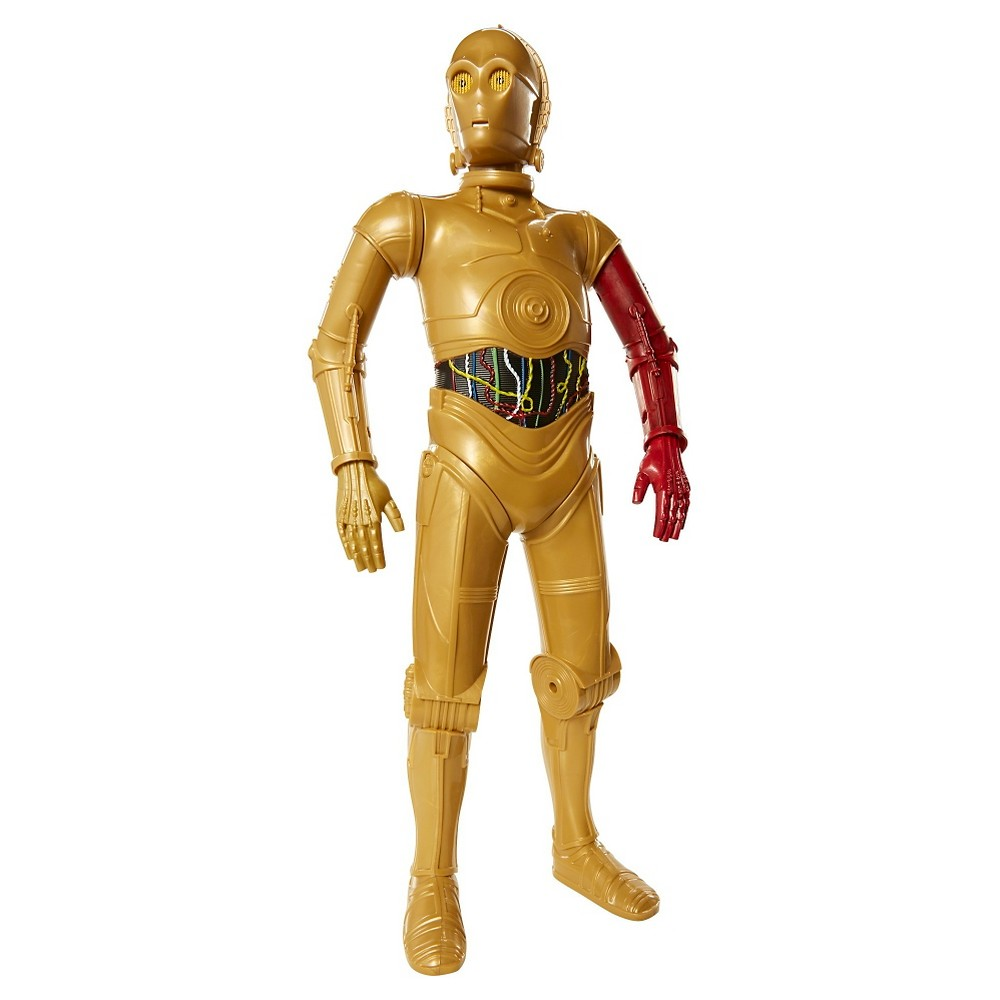 Star Wars C-3PO with Red Arm Action Figure 18
