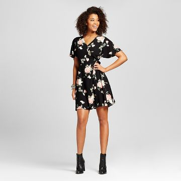 Womens Wrap Dress : Target