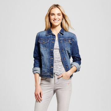 Womens Jean Jacket Outerwear : Target