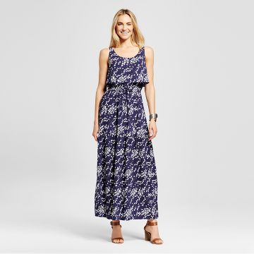 Womens Navy Blue Dress : Target