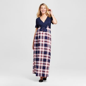 Short Sleeve Maxi Dress : Target
