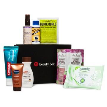 Target January Beauty Box 2