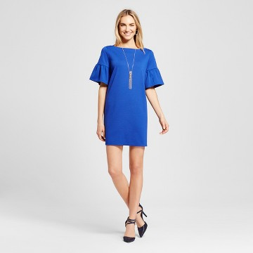 Blue Shift Dress : Target