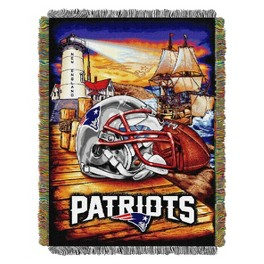 NFL Woven Tapestry Throws