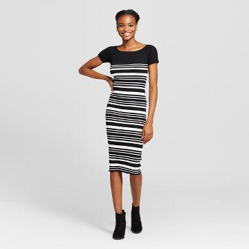 Womens Stripe Dress : Target