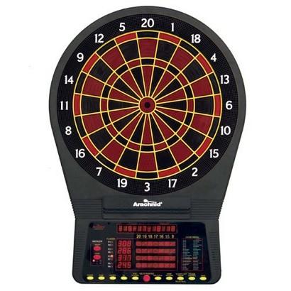 Cricket Pro 800 Electronic Dartboard - E800ARA