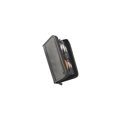 Case Logic Black CD Organizer Wallet for 64 CDs
