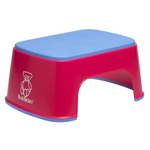 BABYBJÖRN Safe Step - Red