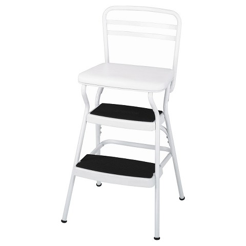 Cosco Jumbo Chair/Stool with Lift-Up Seat