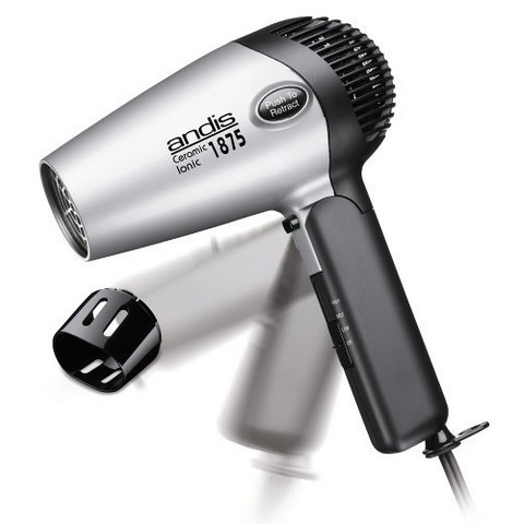 Andis Ionic Retract-A-Cord Hair Dryer
