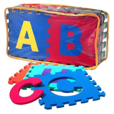 """Edushape 12"""" Tile Letters - 26 Piece"""