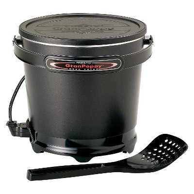 Presto® GranPappy Electric Deep Fryer- 05411