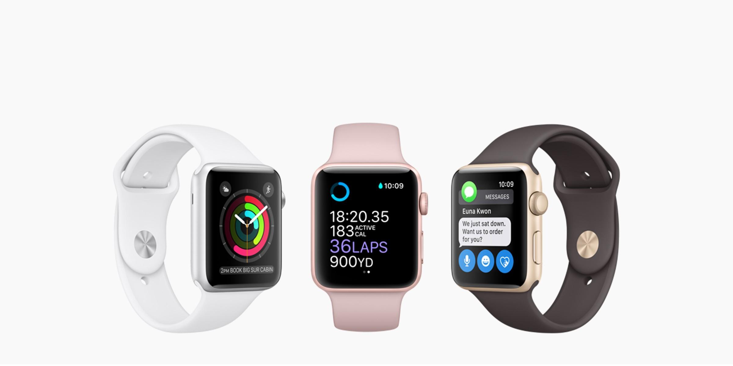 Apple Watch : Target