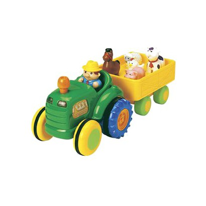International Playthings iPlay Funtime Tractor
