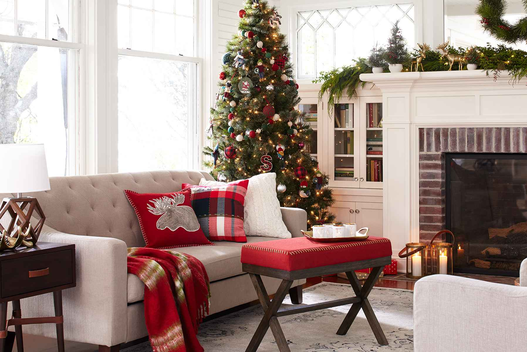 Living Room Pictures For Home Decor home decor target kindred christmas collection