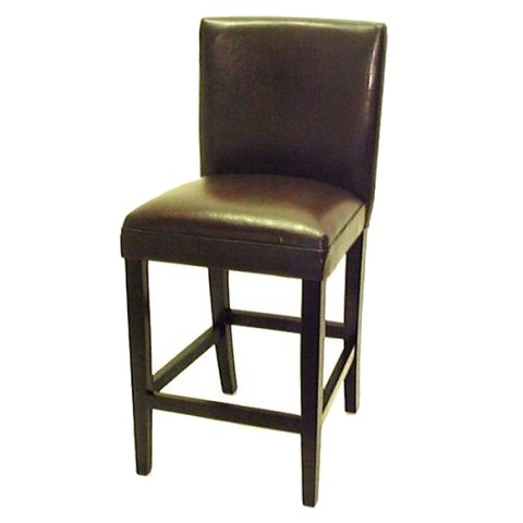 4D Concepts Wood Barstool - Brown/Cherry