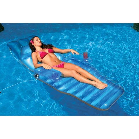 Poolmaster Adjustable Chaise Floating Lounger