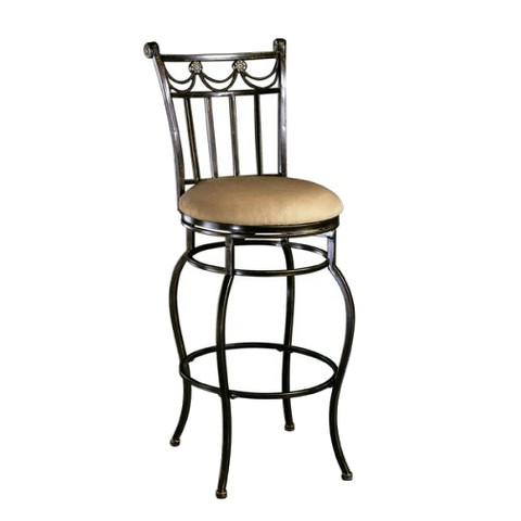 Hillsdale Furniture Camelot II Swivel Barstool