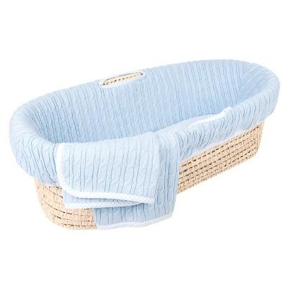 Tadpoles Basic Baby Moses Basket