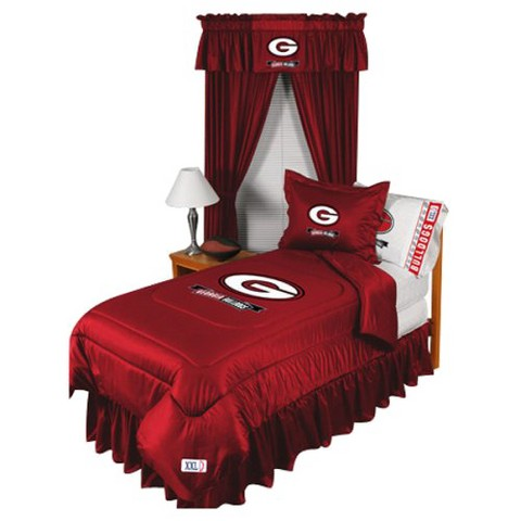Georgia Bulldogs Comforter - Full/Queen