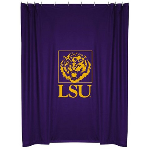 Louisiana State Shower Curtain
