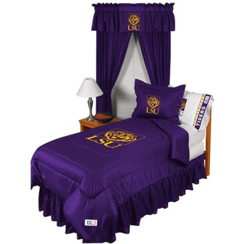 Louisiana State Comforter - Twin