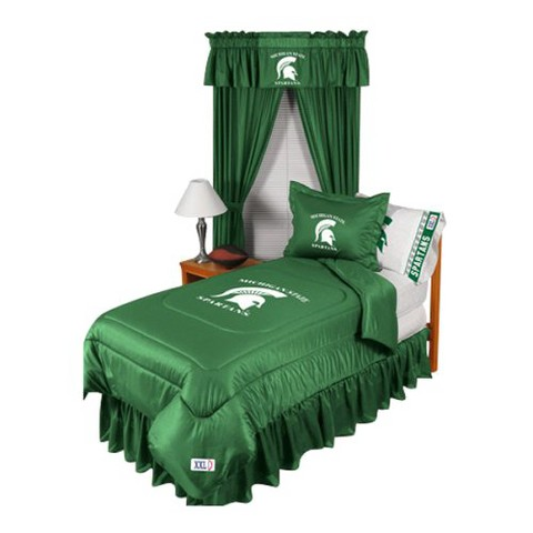 Michigan State Comforter - Full/Queen