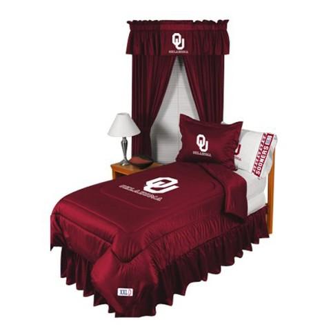 Oklahoma Sooners - Full/Queen Comforter