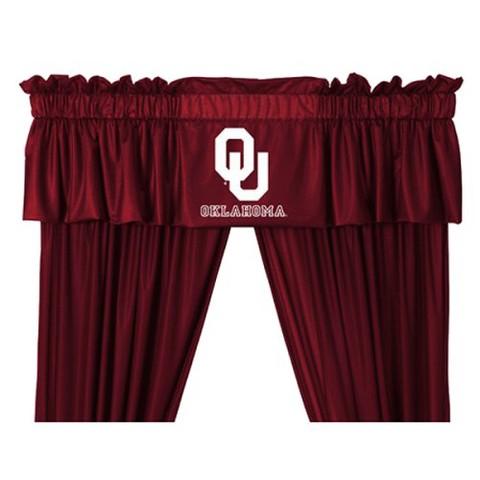 Oklahoma Sooners Valance