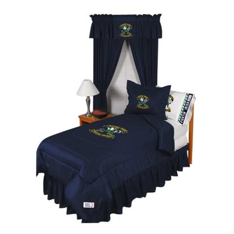 Notre Dame Comforter - Full/Queen