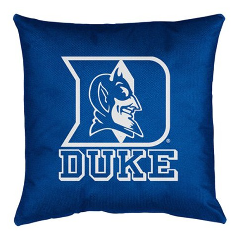 Duke Blue Devils Locker Room Pillow