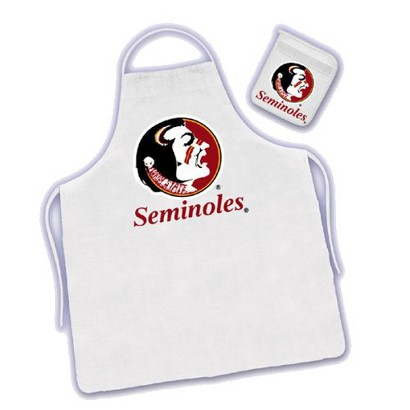Florida State University Apron & Mitt Set