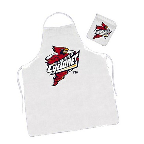 Iowa State Cyclones Apron & Mitt Set