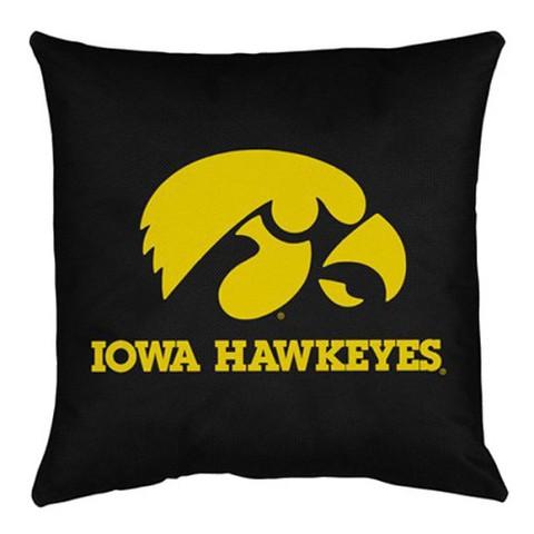 Iowa Hawkeyes Locker Room Pillow