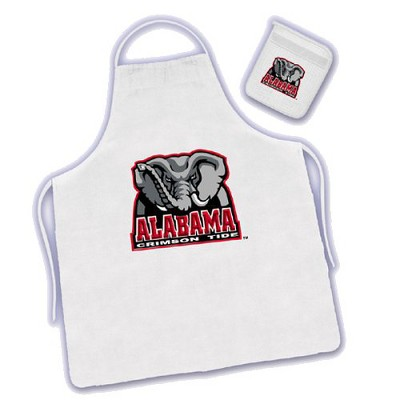Alabama Crimson Tide Apron & Mitt Set
