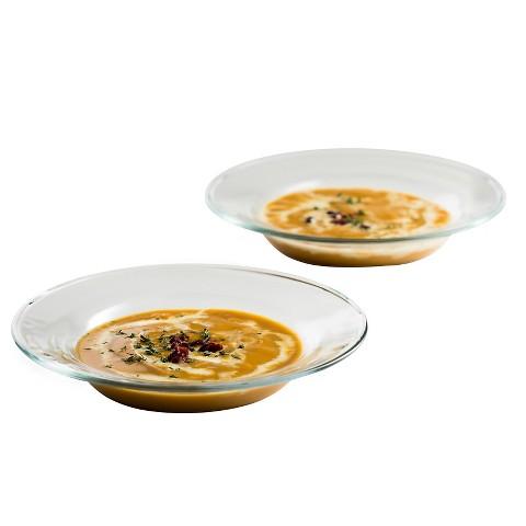 Moderno Soup/ Salad Bowls - Set of 12