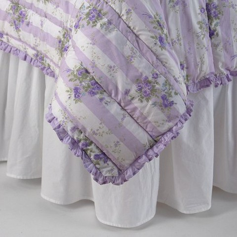 Simply Shabby Chic® Snow White Bedskirt