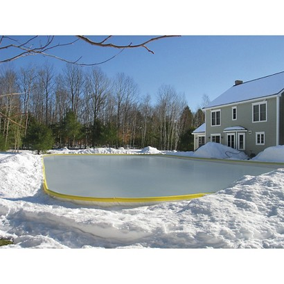 Backyard Ice Rink Kits