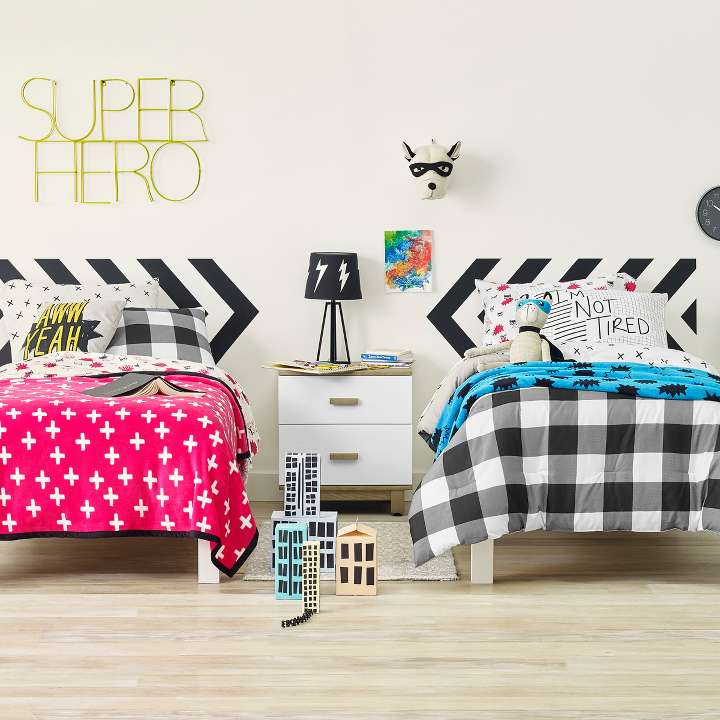 Bedroom Wall Decor Target : Pillowfort target
