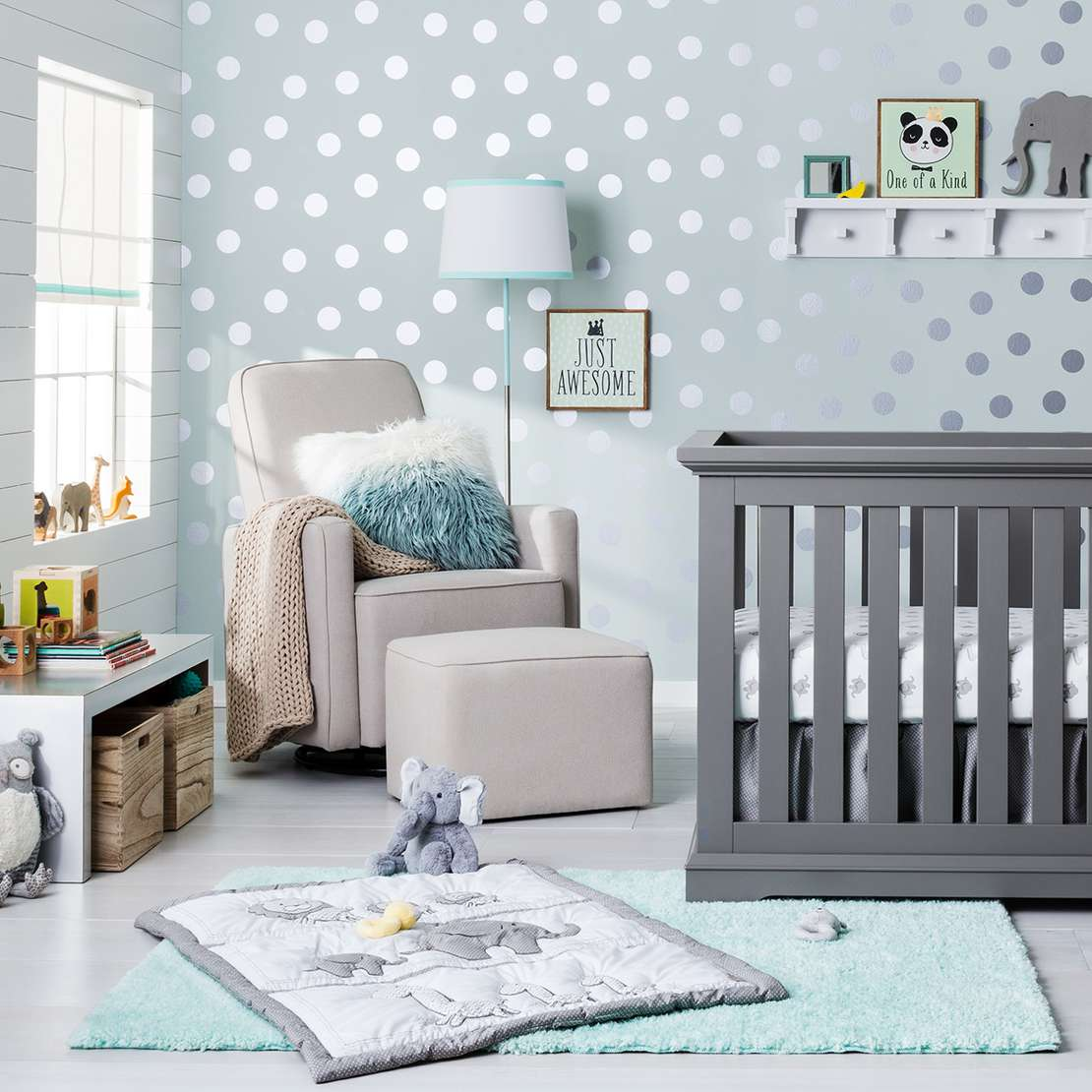 Nursery ideas inspiration target for Room design themes