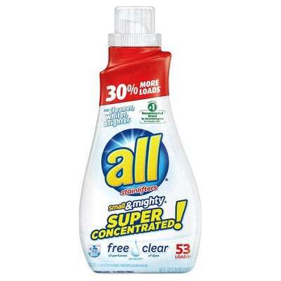 all Small & Mighty Save 20% on 40-ounce varieties of all Small & Mighty Laundry Detergent!