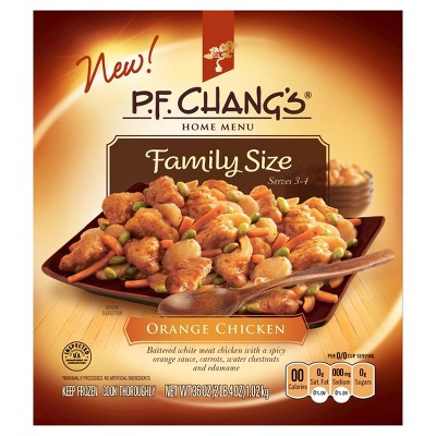 PF Chang's Family Size Entrees