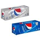 Pepsi Product 12 Packs