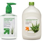 up & up Hand Soap & Sanitizer