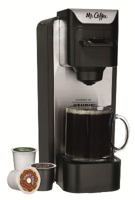 NEW Mr. Coffee Single Serve