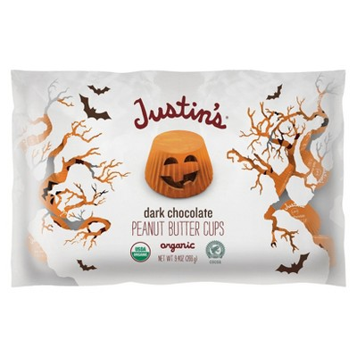 Justins Organic Peanut Butter Cups