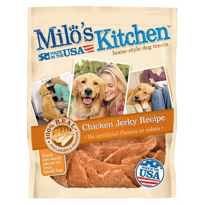 Milo's Kitchen Save 20% on Milo's Kitchen Dog Treats!