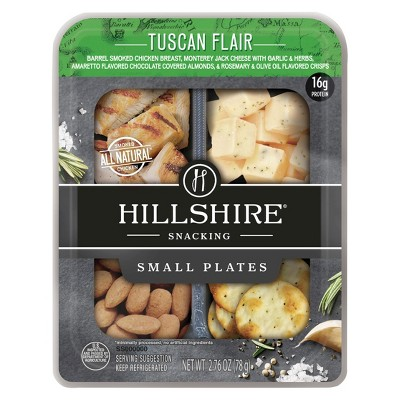 Hillshire Small Plates 25% off participating Hillshire Small Plates