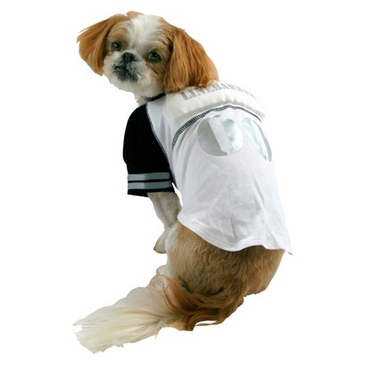 Boots and Barkley Linebarker Jersey Pet Costume - Large